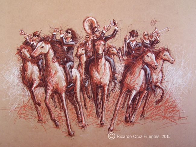 Dibujo-a-caballo